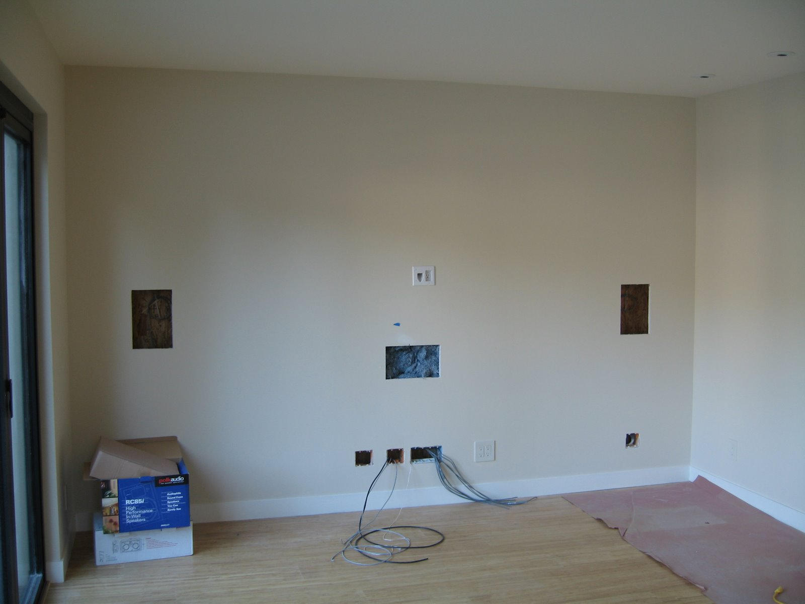 wiring new house for sound solidfonts how to in wall wiring for your home theater forum